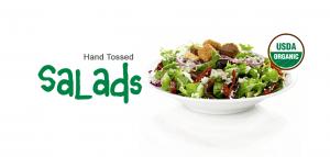Hand Tossed Salads - EVOS
