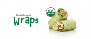 EVOS Gourmet Wraps