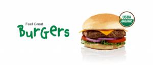 EVOS Feel Great Burgers | USDA Organic