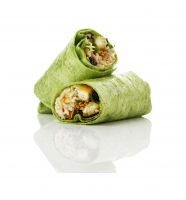 EVOS Wrap. Fresh, healthy ingredient. Organic wrap.