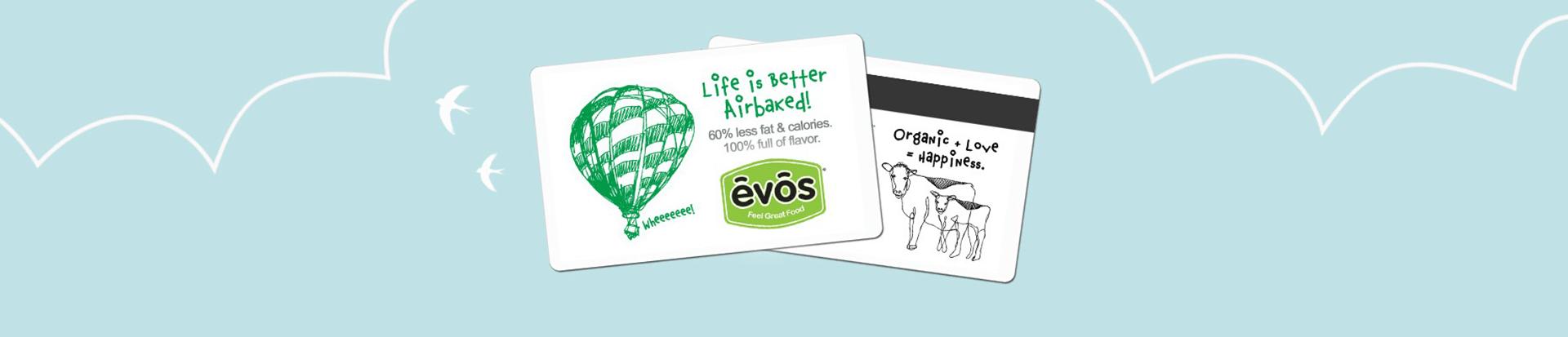EVOS Giftcard